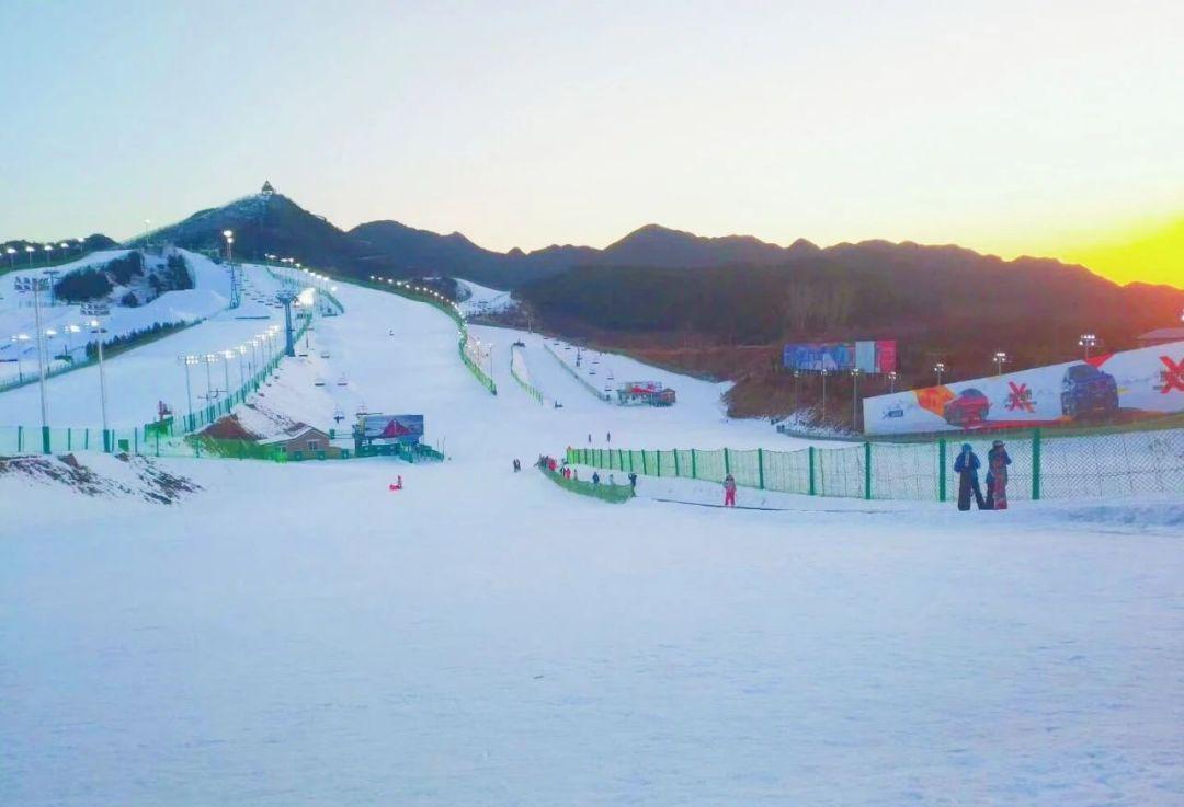 红花尖滑雪场
