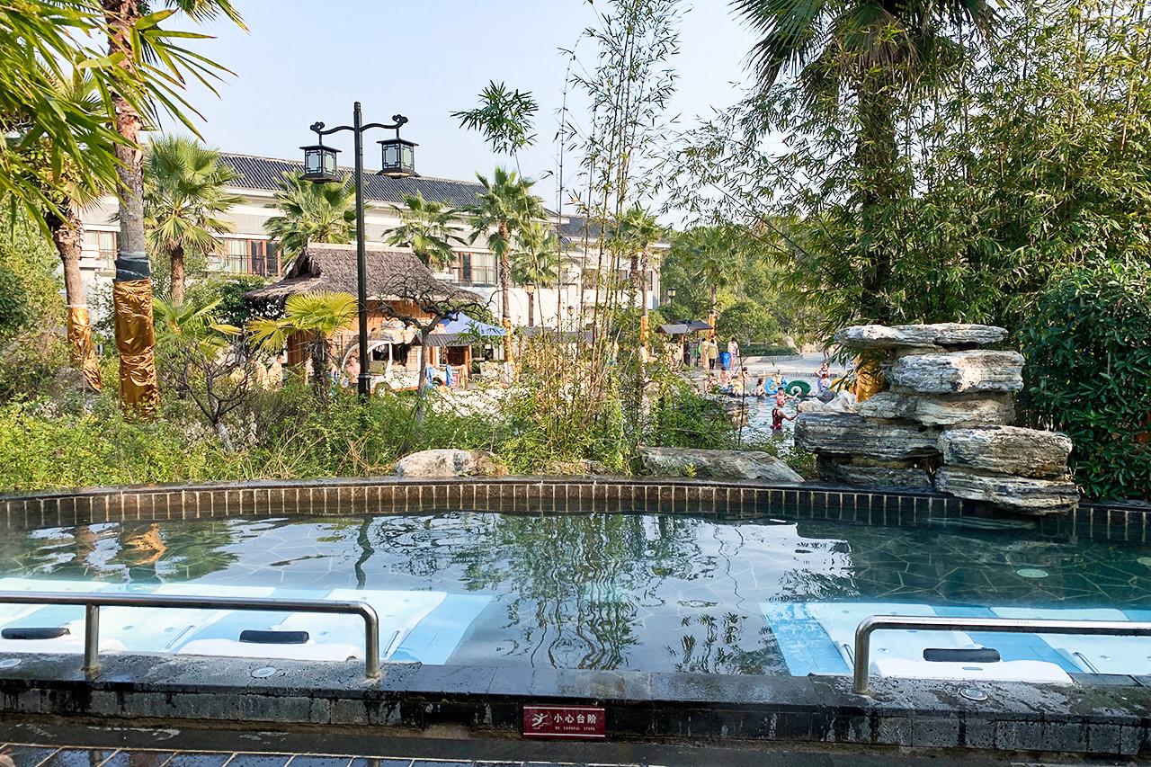 三里畈温泉度假村