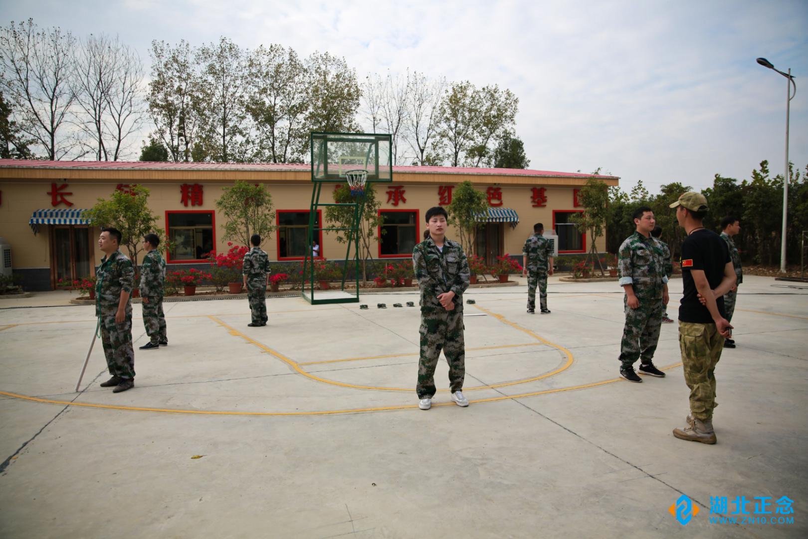 军事拓展培训